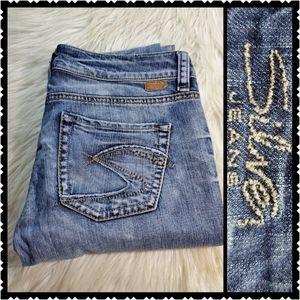 🚩NOW ONLY $40 🚩Silver Jean's Lola 29